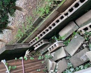 令和元年8月九州北部豪雨 後片付けまだまだ続く