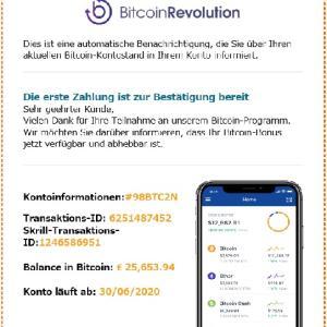 BitcoinCode  は ビットコインの詐欺メール?