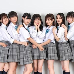 青春高校アイドル部「Blue Spring」「ハイスクールベイビー」のご紹介