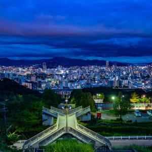 2020年 9月19日・20日『竜王公園夜景&うらら誕生日』(*^-^*)