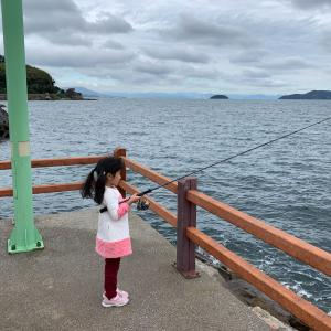 2020年 10月17日『周防大島 立岩の波止場 』ファミリーフィッシング(^O^)/