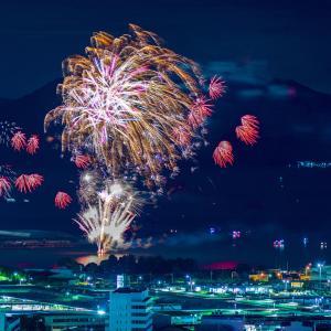 2021年 9月4日『テレビ新広島 花火大会』(^-^)
