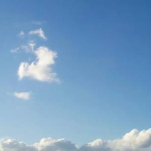 青い空と「願いが叶った時」