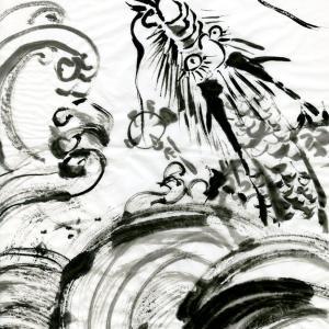 開運龍神画~「自分の小さい枠の外」
