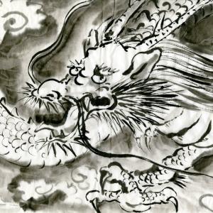 開運龍神画~「道に迷うから」