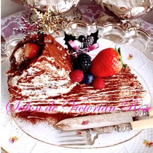 ☆やっぱり手作りクリスマスケーキ♪