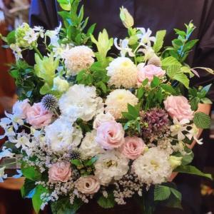 お供えの お花