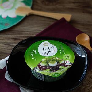 サークルKで買える!人気の井村屋のお餅入り抹茶つぶあんアイスクリーム、気分は日本の甘味処