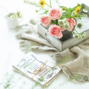 本帰国した奈実先生から教わった初心者さんでも出来る小花の飾り方、インテリアに色を添える