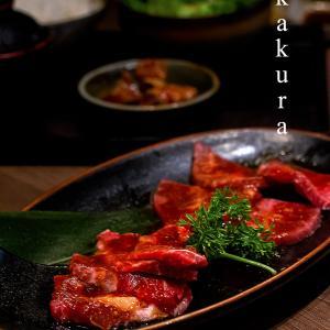食欲をそそるホンハムの焼き肉屋さんでカルビ&ミスジ定食、お肉がジューシー(KAKURA)