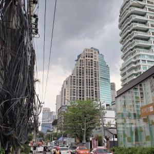 今日は、ビザランでバンコク(*'ω'*)