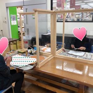 デコパージュ教室:ぞうがんの技法とパーティクルボードの技法