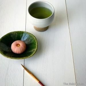 和菓子始めました