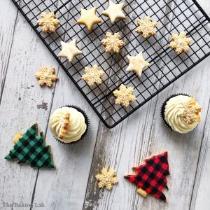 Merry Christmas とアイシングクッキー