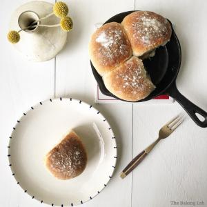 Bakers formulaとあんぱん