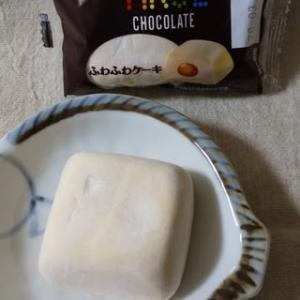 チロル「コーヒーヌガー風味ふわふわケーキ」