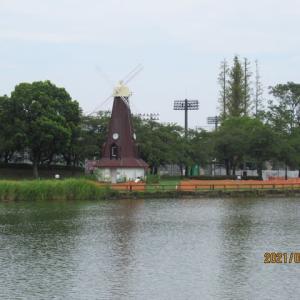 久しぶりの浮間公園