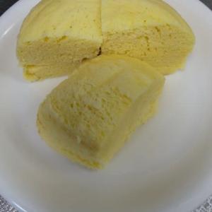 豆乳おからパウダーで蒸しパンを作ってみました