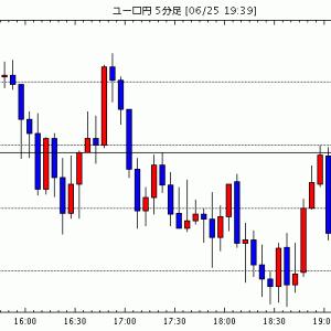 [予想]ユーロ/米ドルは短期的には1.1620ドル程度、 中期的には1.11ドル台後半までがターゲットに(今日これからのユーロ円見通し・テクニカル/掲示板情報他)