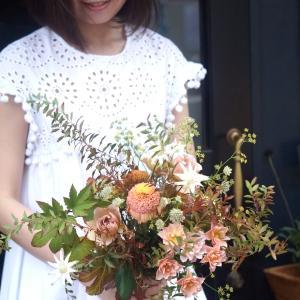 お花屋さん de  Bouquet master course