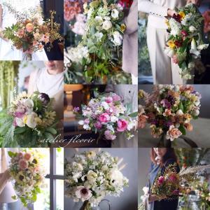【お花屋さんで Bouquet master course 】