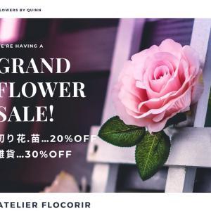 Grand Flower Sale !!