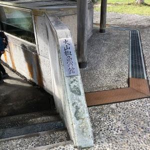 人形峠のオオサンショウウオ~岡山県