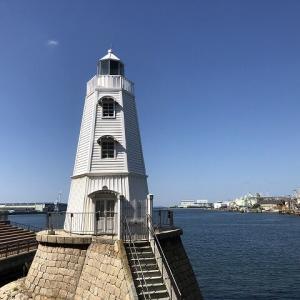 旧堺灯台~大阪