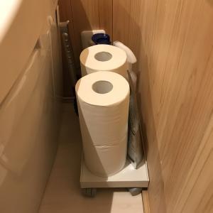 トイレ周りの収納見直し