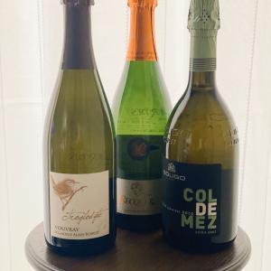 スパークリングワイン頒布会〜☆