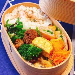 今日のお弁当〜☆