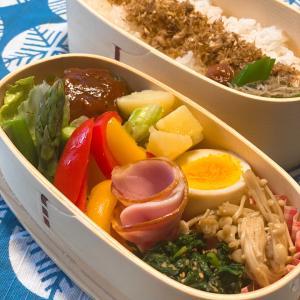今日のお弁当&マルちゃんの焼きそばがお店の味になる〜☆