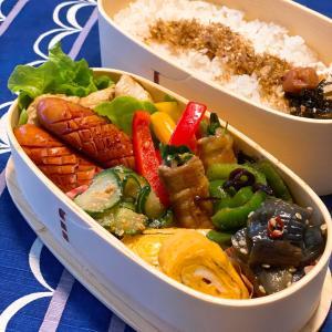 今日のお弁当&お米のはなし〜☆