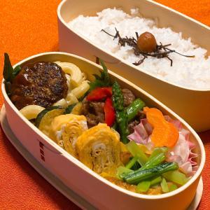 今日のお弁当&お弁当を作る為の寝る前5分の習慣〜☆