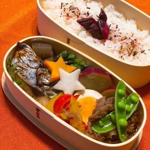 今日のお弁当 星に願いを&鶏レバーのコンフィ〜☆