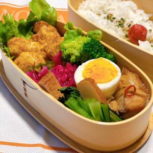 今日のお弁当&おうちごはんの一皿〜☆