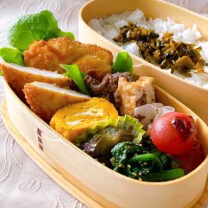 今日のお弁当&母の日のお夕飯〜☆
