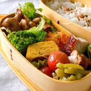 今日のお弁当&今年もこの季節に〜☆