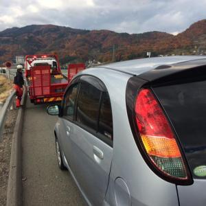 恐怖の高速道路