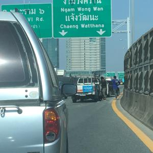 今日の渋滞情報・・・