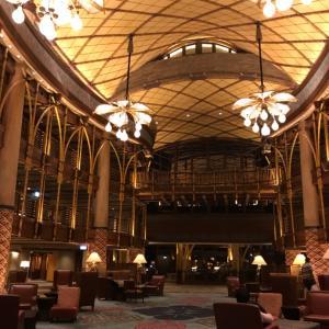 怖がりさんには不向き 香港ディズニーランドのホテル エクスプローラーズロッジ