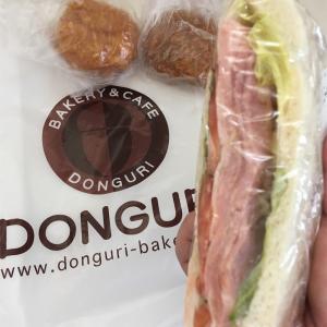 BLTサンド、コロッケ、チーズ揚げ@どんぐり イオン桑園店