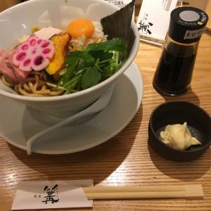 特製まぜSoba@銀座 篝 札幌店 2020ラーメン#72 上品な店構えの麺屋でいただくジャンクな一杯