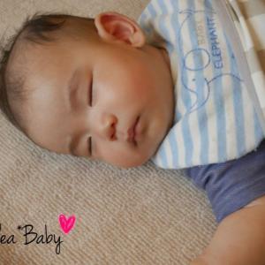 赤ちゃんにぐっすりと眠ってもらいたい
