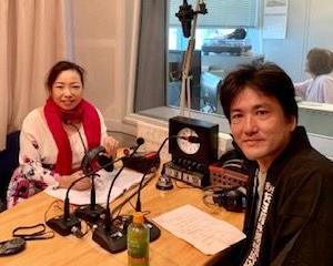 今夜11/7放送 竹山裕之さん「東京オアシス」木山インタビュー