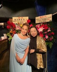 マリア草彅英子さんクリスマスコンサート