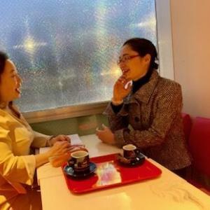 取材 大竹あゆみさん 「東京オアシス」木山インタビュー