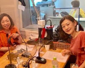 今夜6/18 「東京オアシス」歳森今日子さん(作曲家) 木山インタビュー