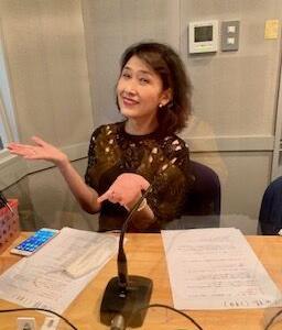 明日7/23放送 調布FM「東京オアシス」沢田亜矢子さんへインタビューpart2 木山インタビュー