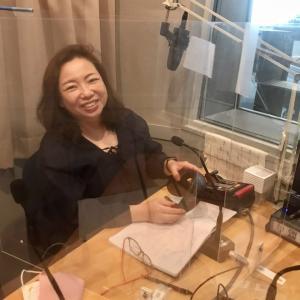 今夜4/8放送 調布FM「東京オアシス」ブレス&ヴォイス
